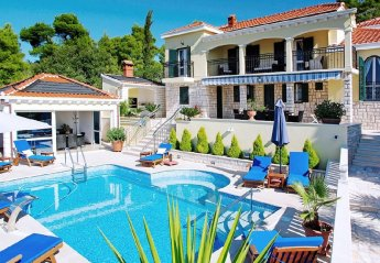 6 bedroom Villa for rent in Vela Luka