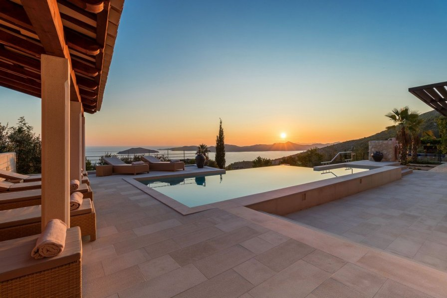 Luxury Double Room Ferdinand with Pool