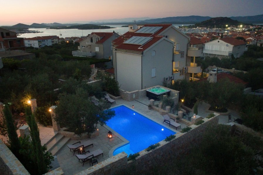 Villa in Croatia, Murter