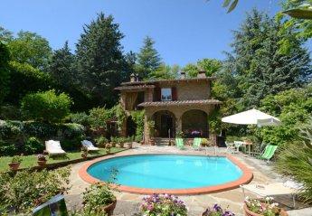 4 bedroom Villa for rent in Piegaro