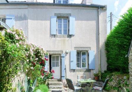 House in Lanildut, France