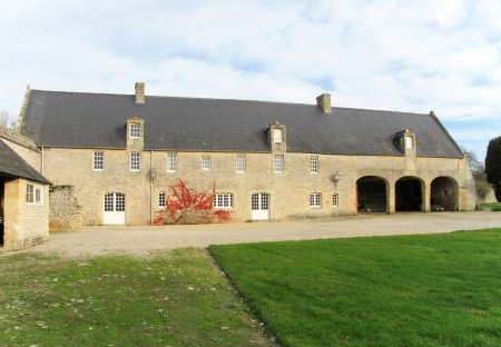 House in Longues-sur-Mer, France