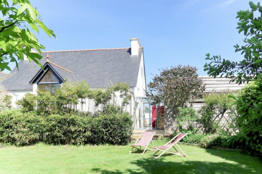 Villa in France, Locquirec