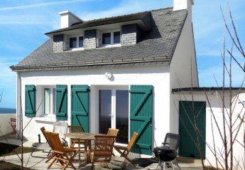 3 bedroom House for rent in Moelan sur Mer