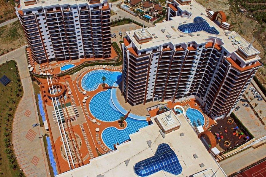 Azura Park 2+1 Lux appartment