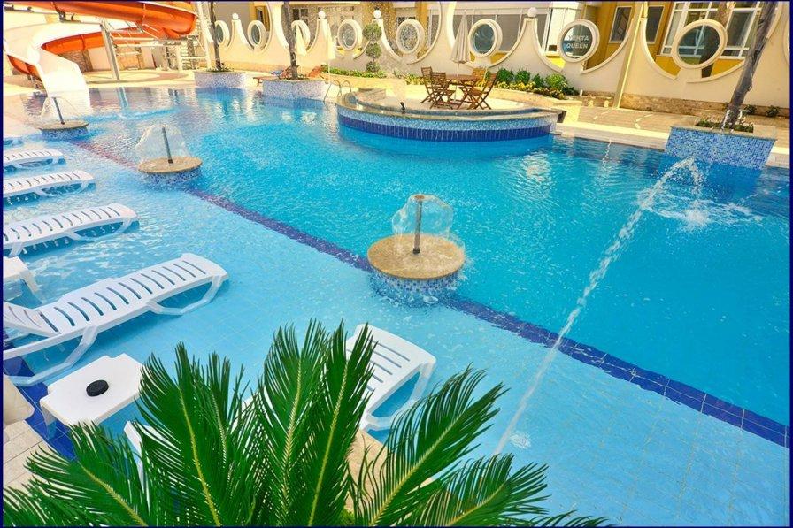 YEKTA QUEEN 2+1 Luxury Apartments