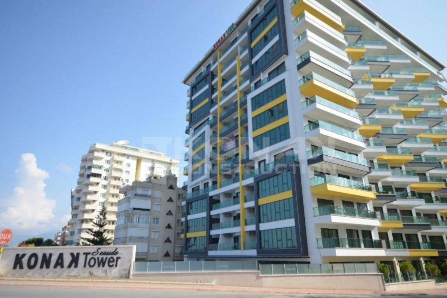 Konak Seaside Tower 1+1