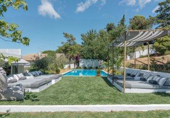 7 bedroom Villa for rent in Alcabideche