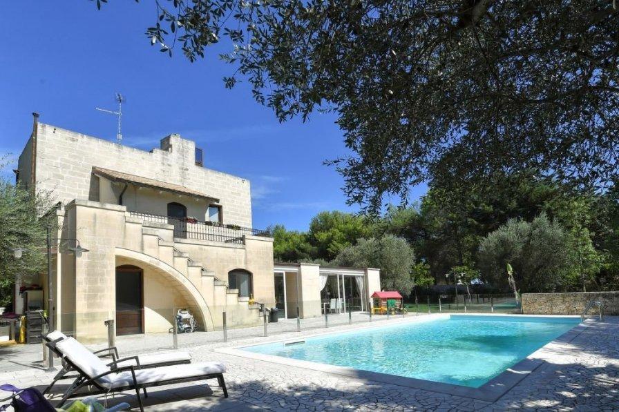Villa in Italy, Borgata Marina