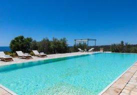 Villa in Marina San Gregorio, Italy