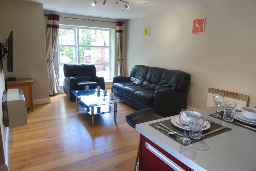 Withington Village Apartment