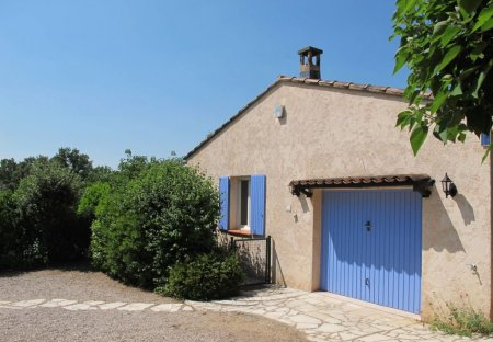 Villa in Quinson, the South of France