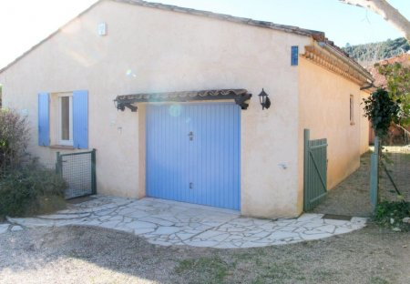 House in Quinson, the South of France