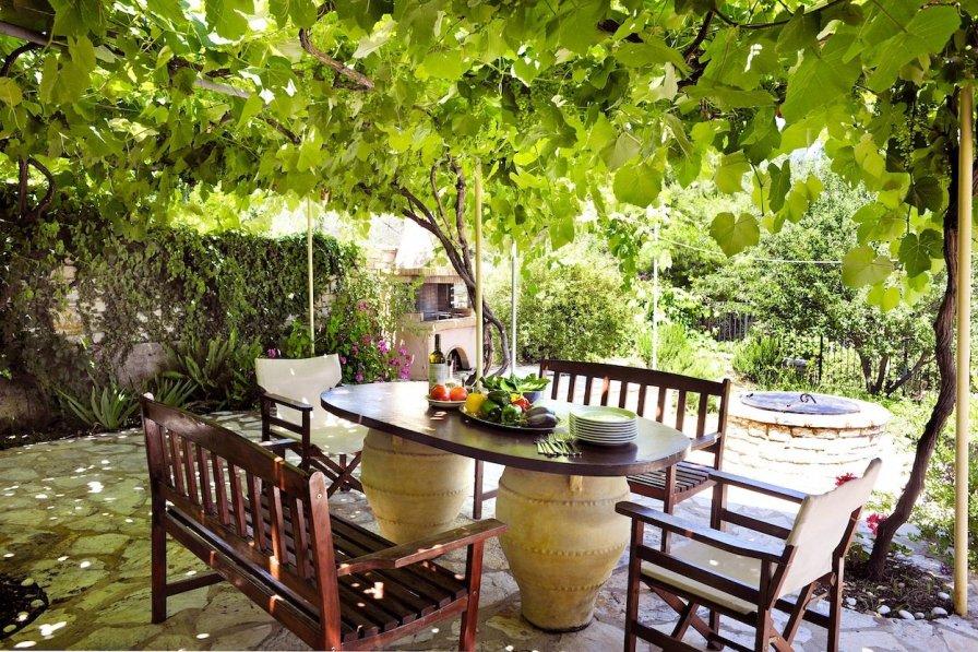 Owners abroad Villa Eleni