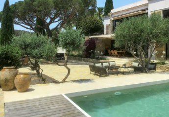 4 bedroom House for rent in Bandol