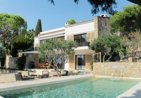 Villa in Bandol, the South of France