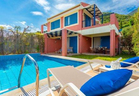Villa in Barbati, Corfu