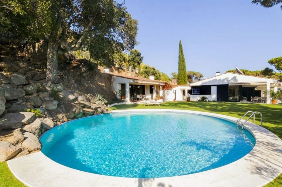 Holiday home to rent in Sant Vicenç de Montalt, Costa del Maresme