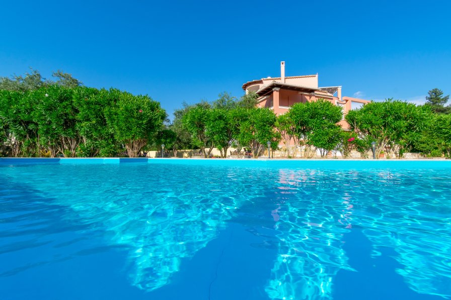 Villa in Greece, Dassia