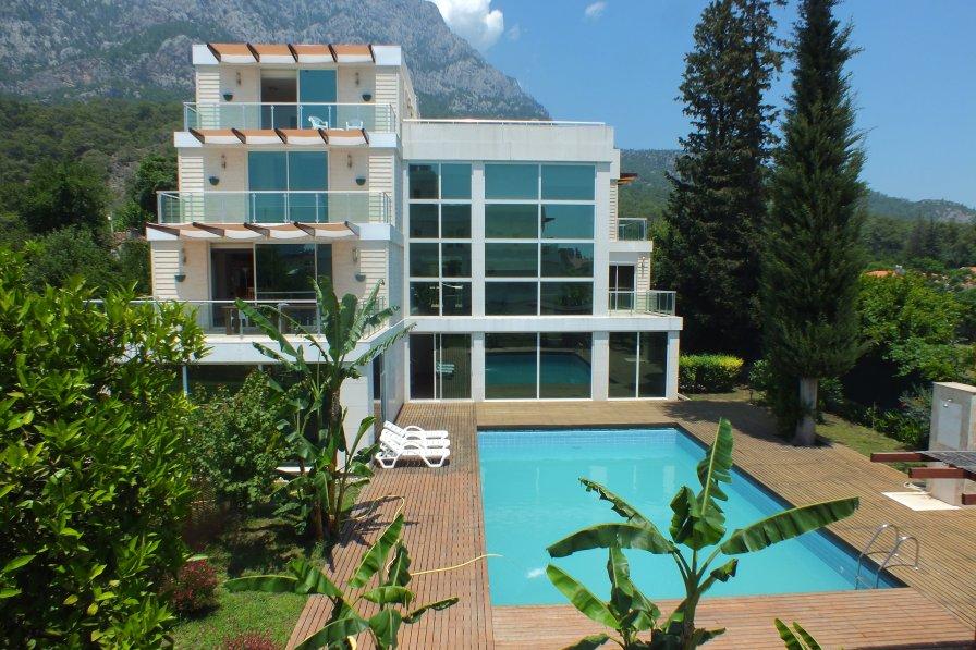 Villa in Turkey, Aslanbucak