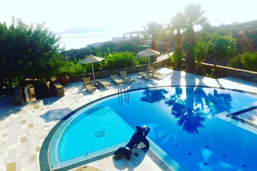 Apartment in Greece, Elounda