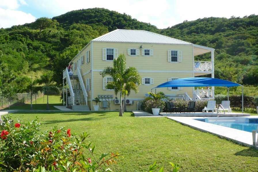 Apartment in Antigua and Barbuda, Jolly Harbour