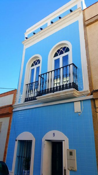 House in Spain, Isla Cristina