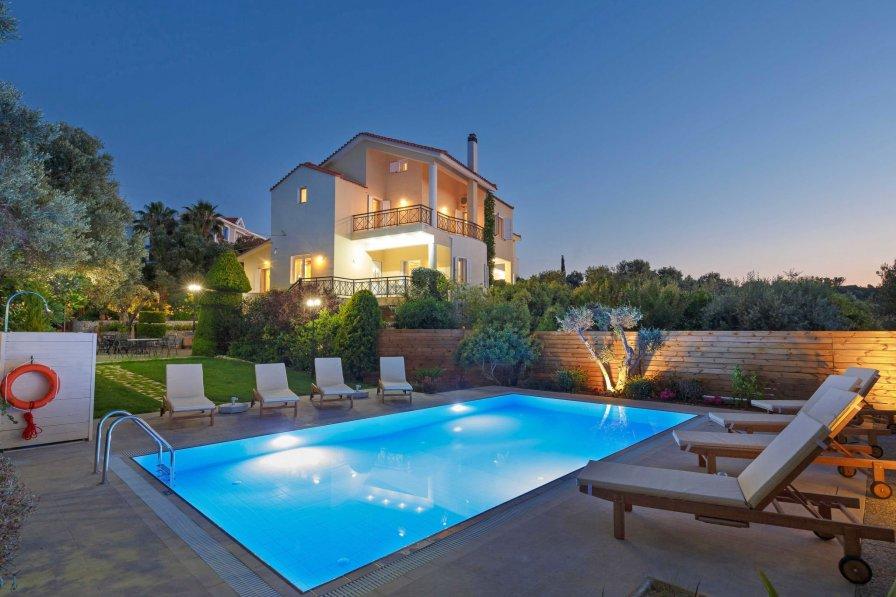 Villa Ksirochori Rethymnon