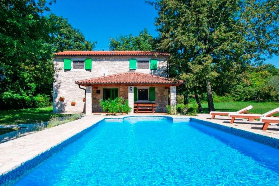 Villa in Croatia, Veli Golji