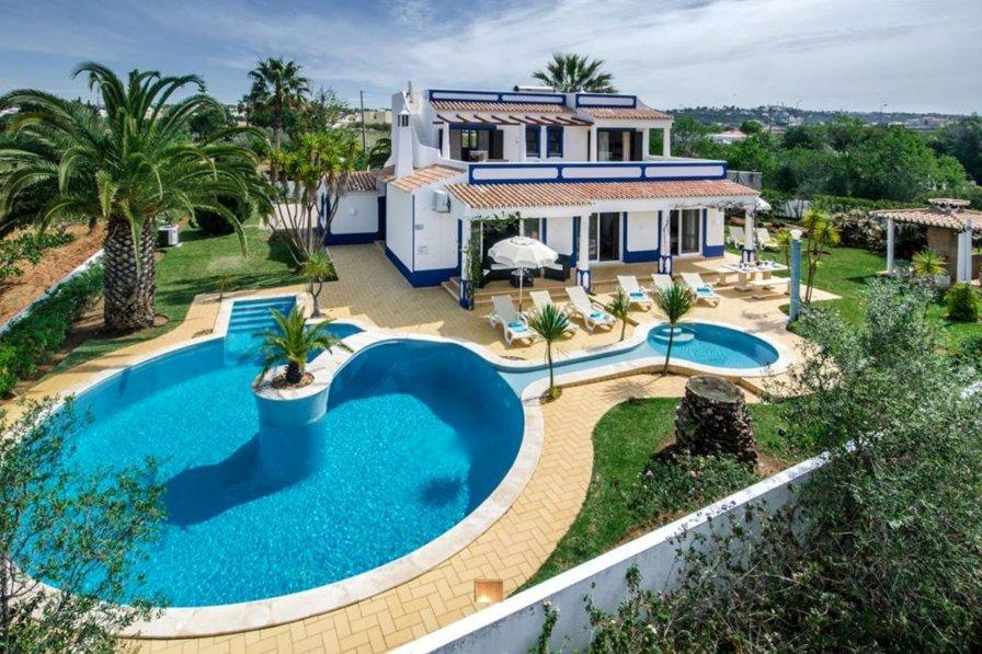 Villa Azul De Parra