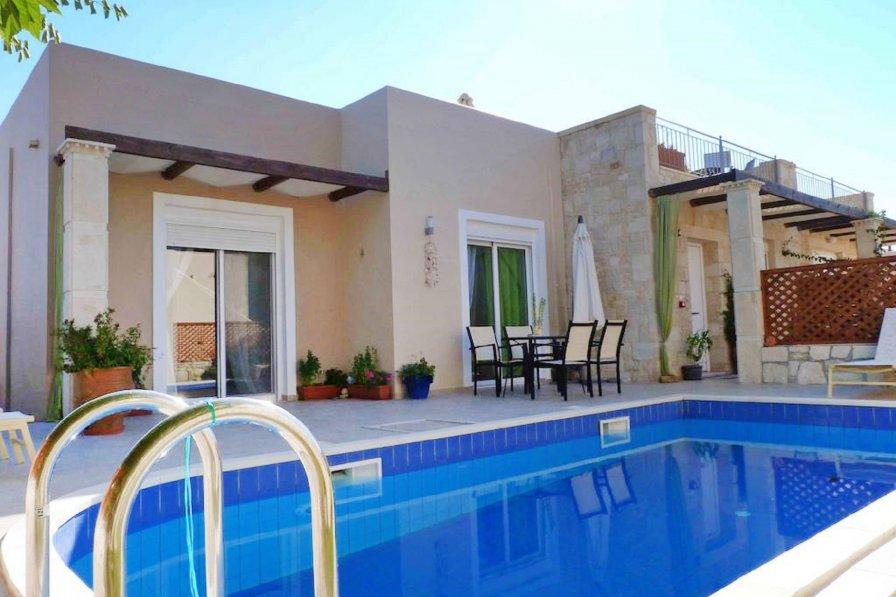 Azure Villa with Private Pool Nopigia