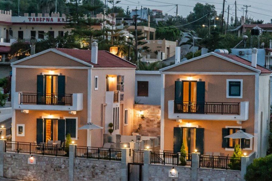 Villa Ortansia Panormos
