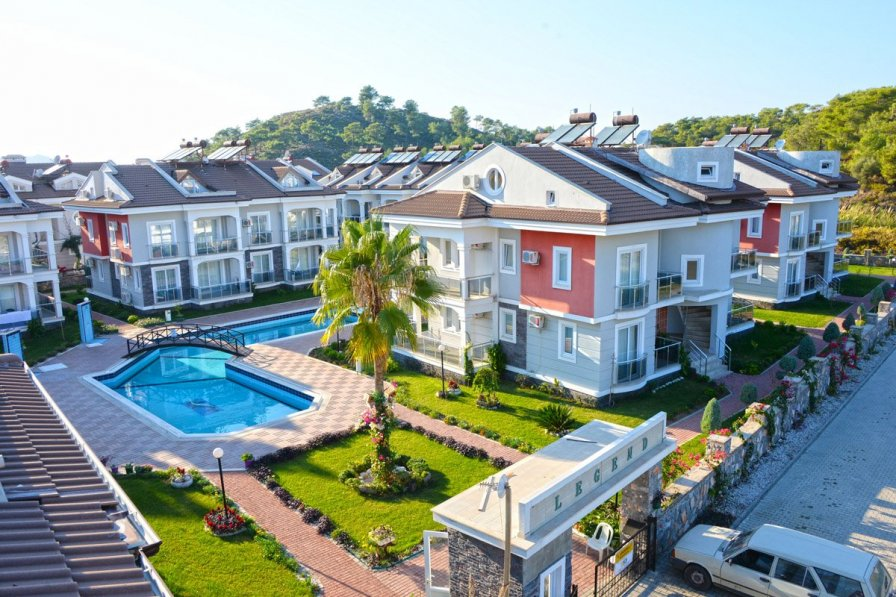 Apartment in Turkey, Calis: Legend Apart