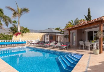 4 bedroom Villa for rent in Costa Adeje