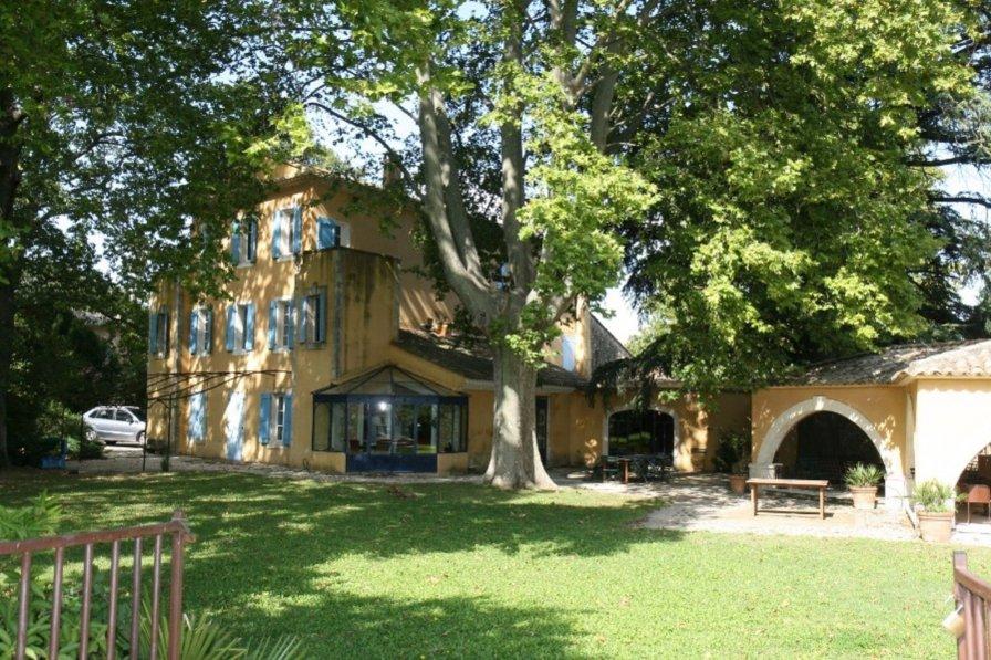 Villa in France, Oppède