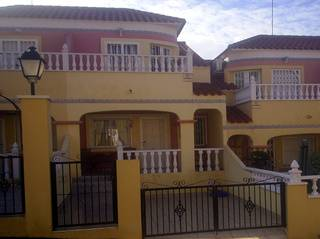 Villa in Spain, Las Filipinas: 3 Bedroom Town House