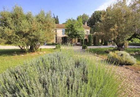 Villa in Montfrin, the South of France