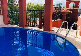 4 bedroom House for rent in Playa Del Carmen