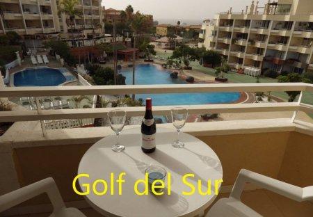 Apartment in Golf del Sur, Tenerife