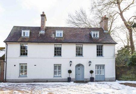 Cottage in Wimborne Minster, England