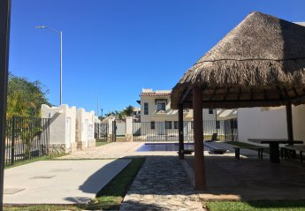 2 bedroom House for rent in Playa Del Carmen