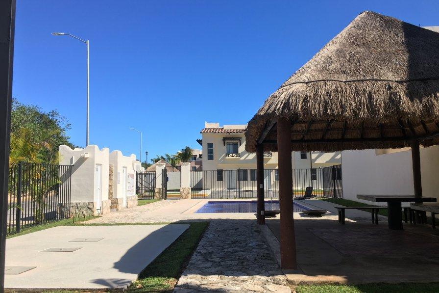 House in Mexico, Playa del Carmen