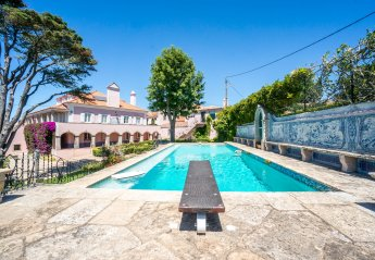 8 bedroom Villa for rent in Colares