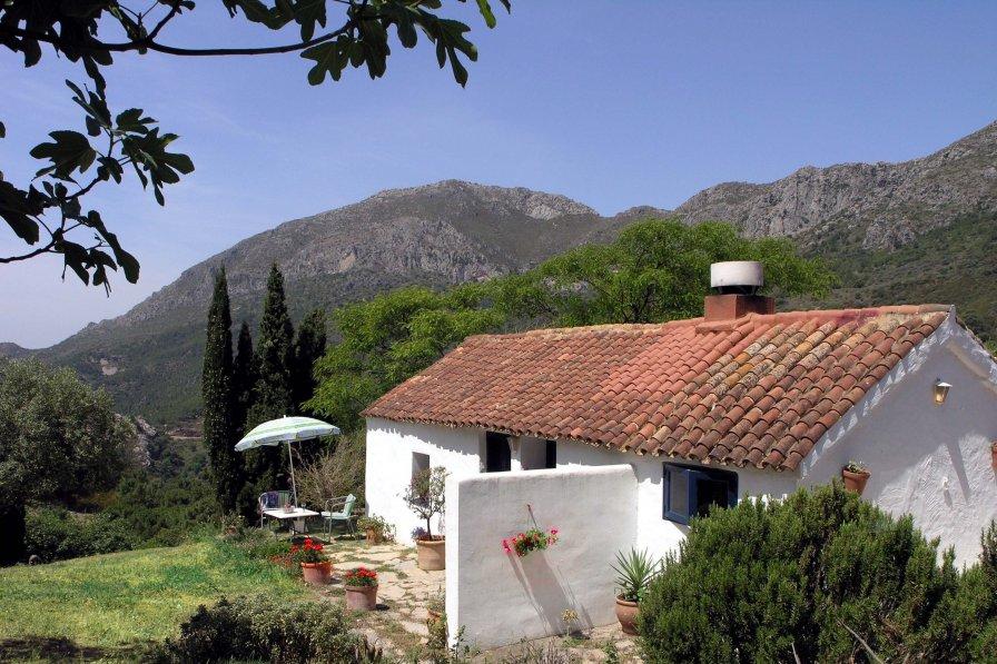 Cottage in Spain, Casares