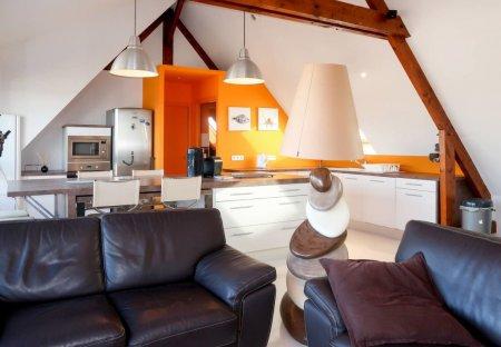 Apartment in Locmiquélic, France