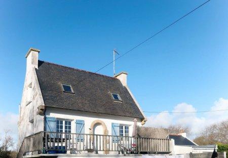 House in Primelin, France