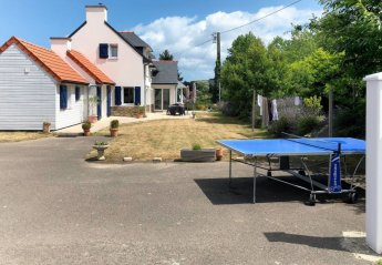 3 bedroom House for rent in Tregastel