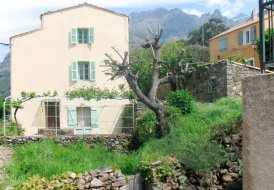 House in Calenzana, Corsica