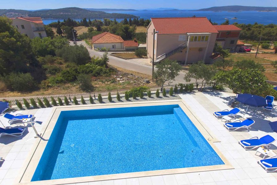 Apartment in Croatia, Seget Donji