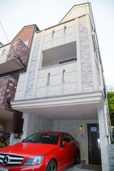 House in Japan, Tokyo